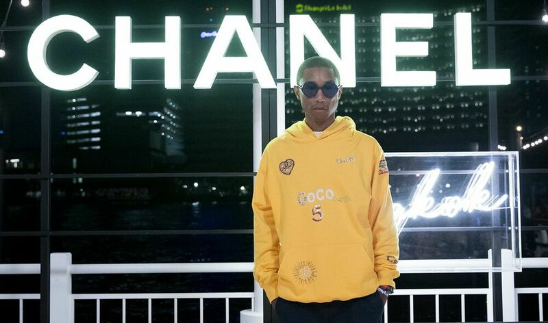 Chanel × Pharrell 2019 Capsule Collection top