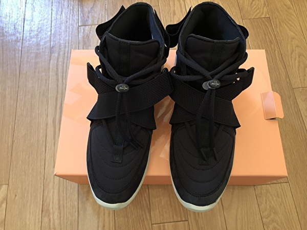 Air Fear of God Raid 17