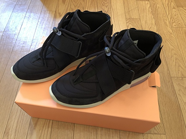 Air Fear of God Raid 18