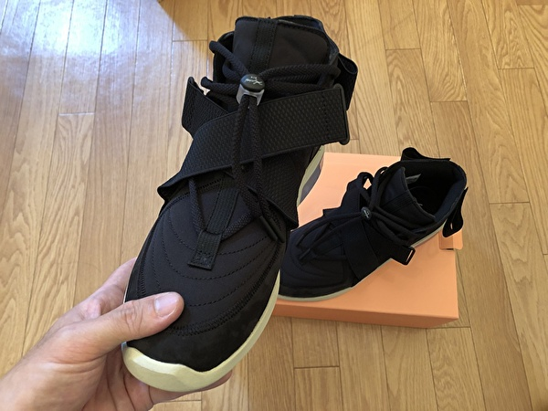Air Fear of God Raid 21