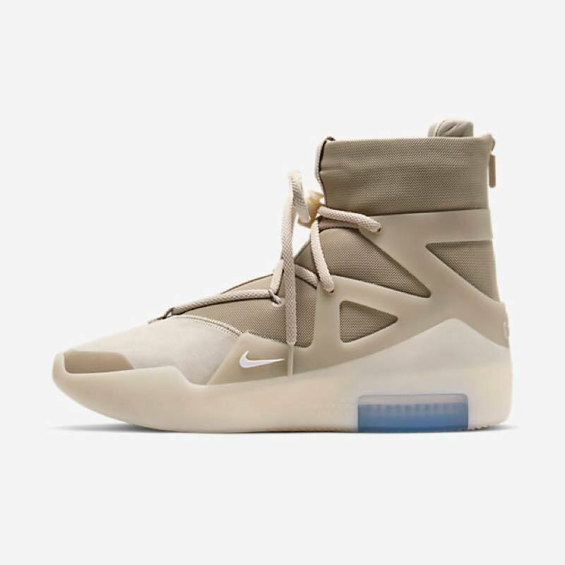 Nike Air Fear of God 1 Oatmeal top
