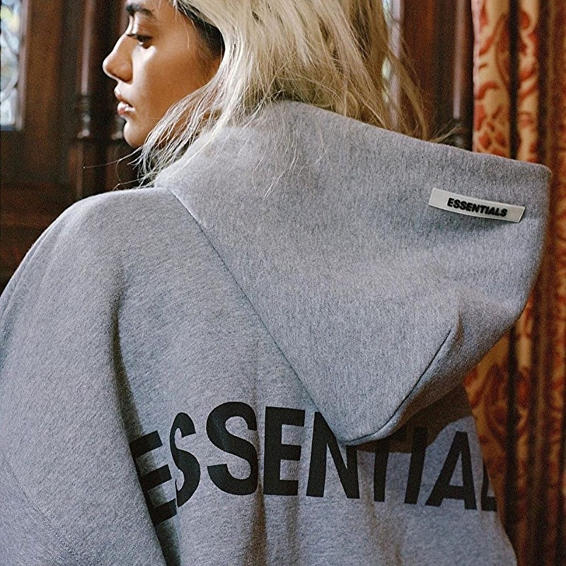 ESSENTIALS Holiday 2019 Collection top